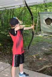Archery of the young ones